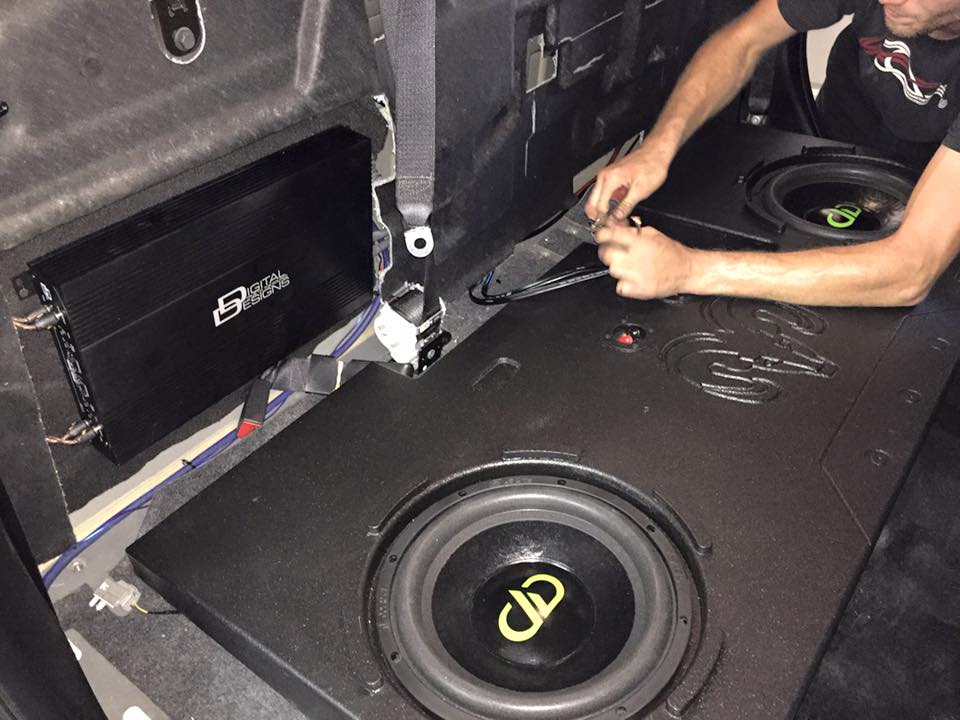 The Greatest Car Audio Installation near me in Canyon Lake, TX | Audio Outlet